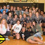 Volleyball Finishes Season with Strong Playoff Run