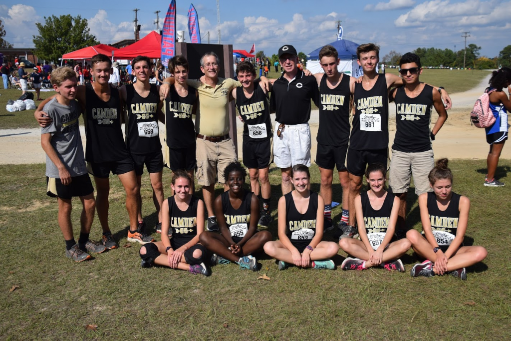 Camden XC Teams Wrap Up Strong Season at State Meet