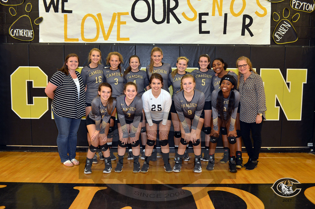 CHS Volleyball Camp Begins July 9