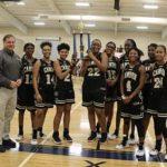 Lady Bulldogs Champions of Mid Carolina Credit Union Christmas Tournament
