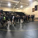 Wrestling Wins Two, Beats North Central