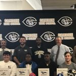 Five Gridiron Bulldogs Sign LOI on National Signing Day
