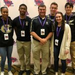 CHS Student Athletes Attend SCHSL Leadership Conference