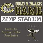 Gold and Black Game May 17