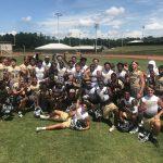 Camden Football Wins Midlands FCA 7on7 Tournament