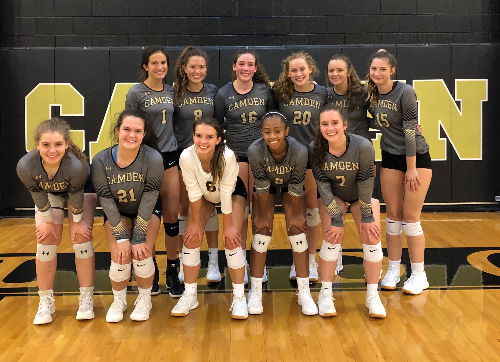 Lady VolleyDogs Earn Home Playoff Match