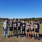Boys Cross Country Qualifies for State Meet