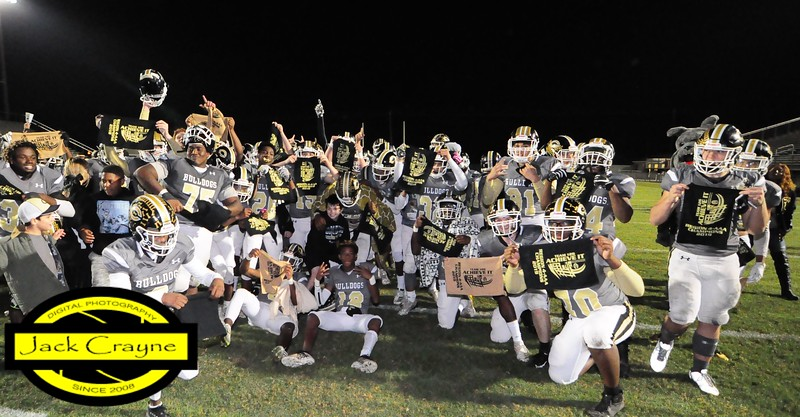 Football Season Ends in Upper State Championship