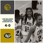 Lady Bulldogs Undefeated in Region