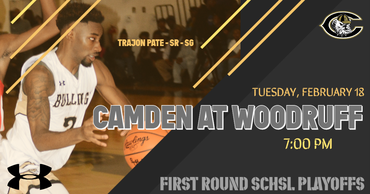 Boys Basketball Travels to Woodruff in First Round