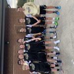 Camden Boys Varsity Tennis beats Camden Military Academy 6 – 0
