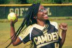 Senior Spotlight- Latrell Jefferson- Softball
