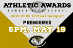 Athletic Awards Banquet Premieres 5pm
