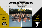 2019 CHS Girls Tennis Awards