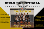 2019-2020 CHS Girls Basketball Awards