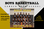 2019-2020 CHS Boys Basketball Awards