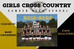 2019 CHS Cross Country Awards