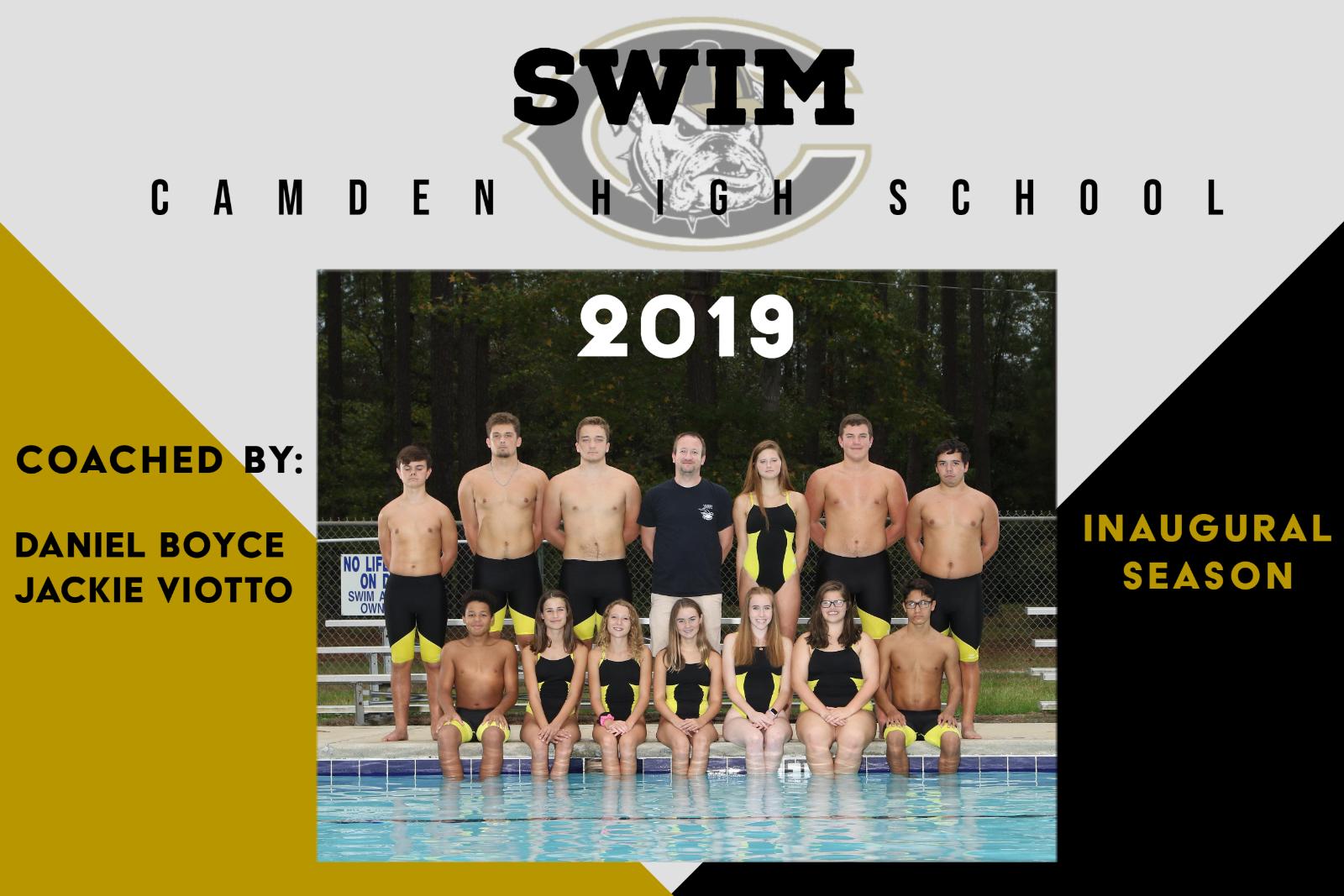 2019 CHS Swim Awards
