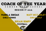 2019-2020 CHS Coach of the Year