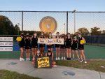 Camden Girls Tennis Top Seed in State Playoffs