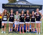 Camden Boys and Girls  Cross Country Win Region Championship