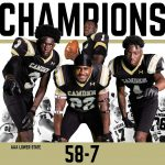 Football Advances to State Championship Game With 58-7 Win Over Gilbert