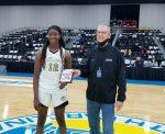 Camden's Joyce Edwards Named Beach Ball 2020 Most Outstanding Player