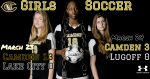 Girls Varsity Soccer defeats Lake City & Lugoff