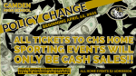 Policy Change: Cash Sales Only at CHS Home Sporting Events