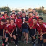 Boys Soccer Practice Schedule 7/29 – 8/23