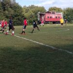 Achaeans Boys JV Soccer Team Victorious in Home Opener