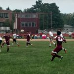 Boys Varsity Soccer falls to Scecina Memorial 4 – 3