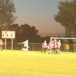 Boys Varsity Soccer fail to hit the back of the net vs Lebanon