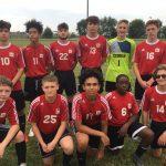Boys JV Soccer coming together