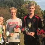 Seniors Honored at Achaean Classic