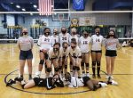 Achaeans Volleyball @Mooresville Invitation 8/15