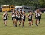 Busy Week for Cross Country