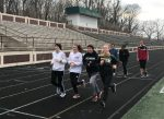 Track Conditioning and Call Out- week of Feb 8