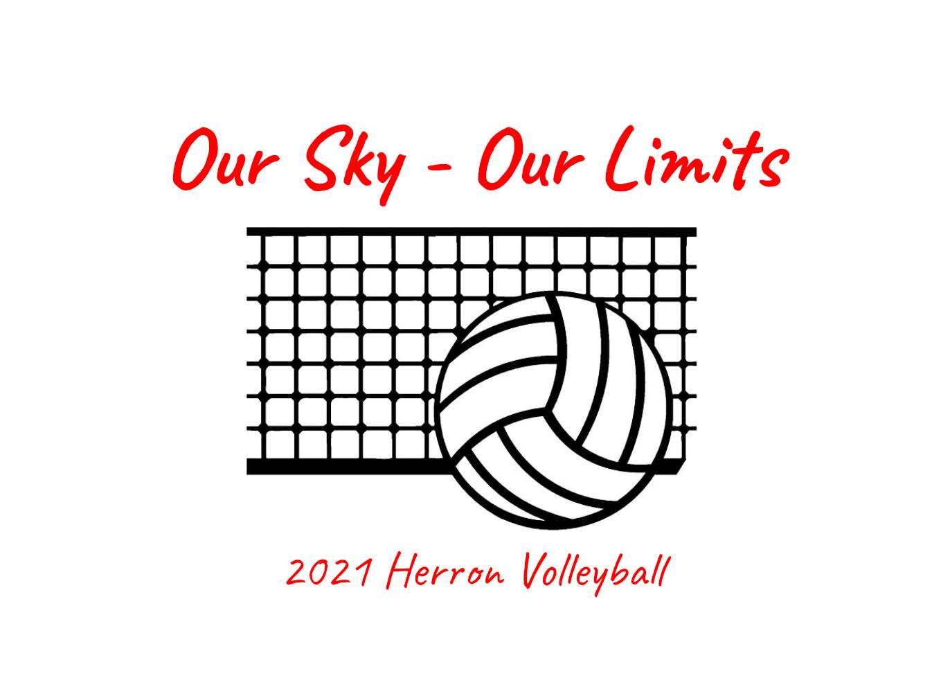 Herron Volleyball Summer Training Questions