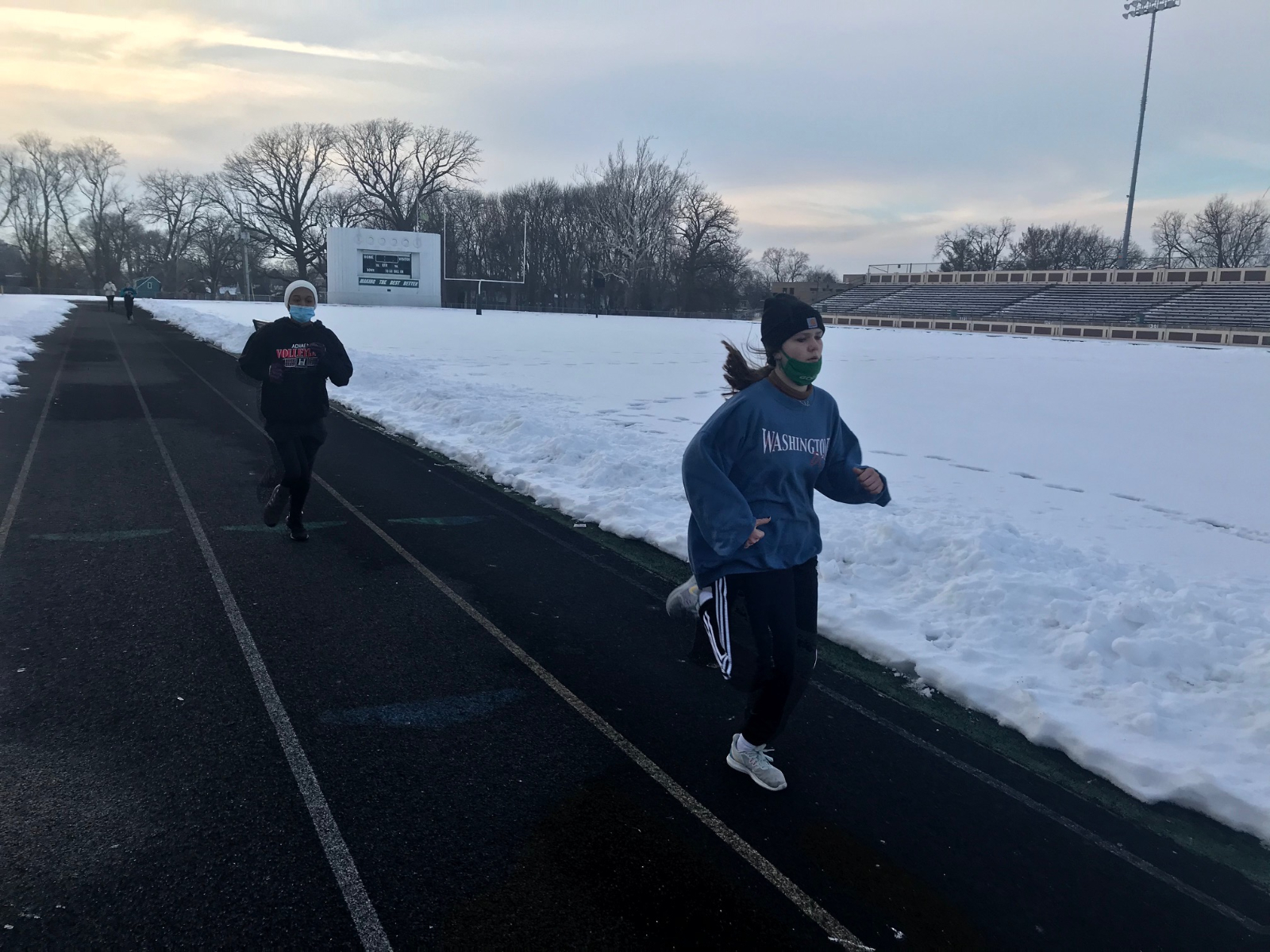 Track & Field Parent Meeting Wednesday, March 10