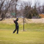 Boys golf hosts home invite in first competition of the season!