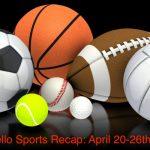 Monticello Sports Recap April 20-26th, 2017
