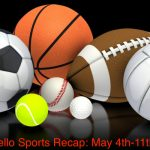 Monticello Sports Recap: May 4th-11th, 2017