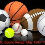 Monticello Sports Recap: May 12th-17th, 2017