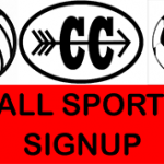 Fall Sports Sign-Up is July 24th!