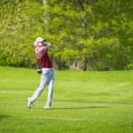 Monticello golfer uses Summer to improve game!