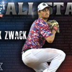 Nick Zwack named to PGCBL All-Star Game!