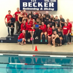 Monticello swimming and diving team wins 15th straight Section Championship!
