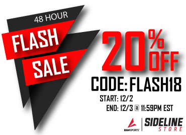 FLASH SALE: Get an extra 20-percent off on Dec. 2-3!