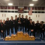 Monticello Gymnastics finishes FIRST at Annandale Invitational!